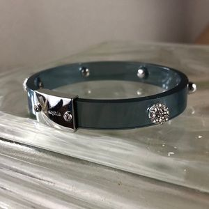Lia Sophia acrylic bangle